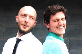 Sam and Joe image