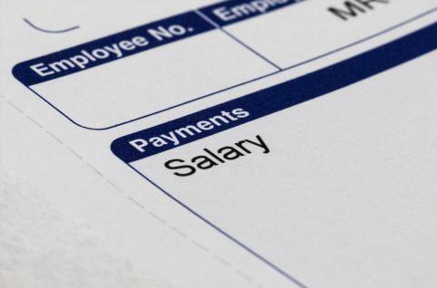 Valuing loss of earnings using a payslip