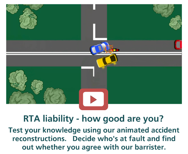 RTA liability demo image