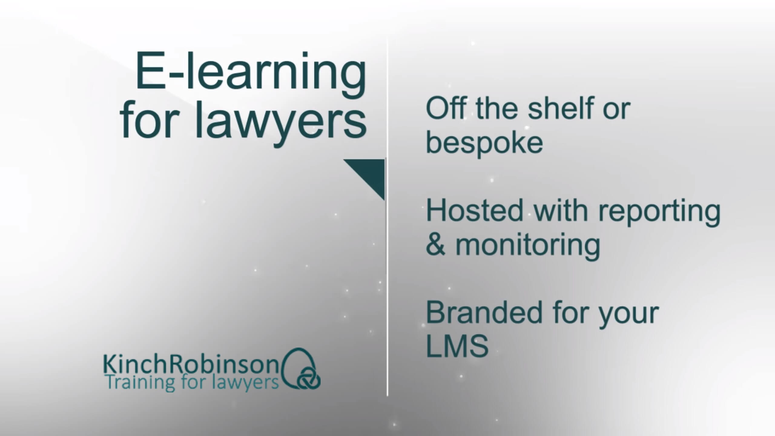 e-learning for lawyers
