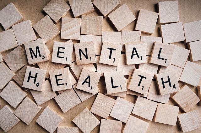 Image mental health tiles