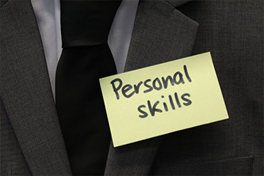 personal skills image
