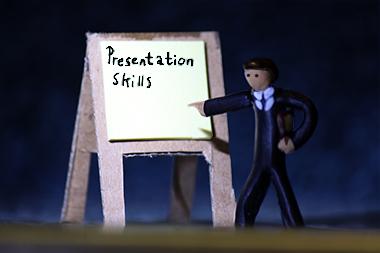 Image presentation skills